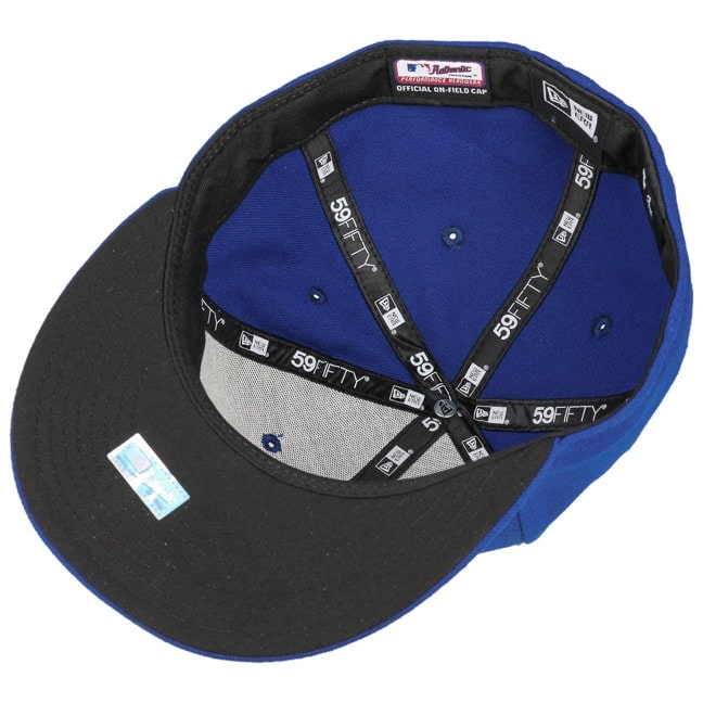b1f6325a947 59Fifty TSF Blue Jays Cap by New Era - blue 1 ...