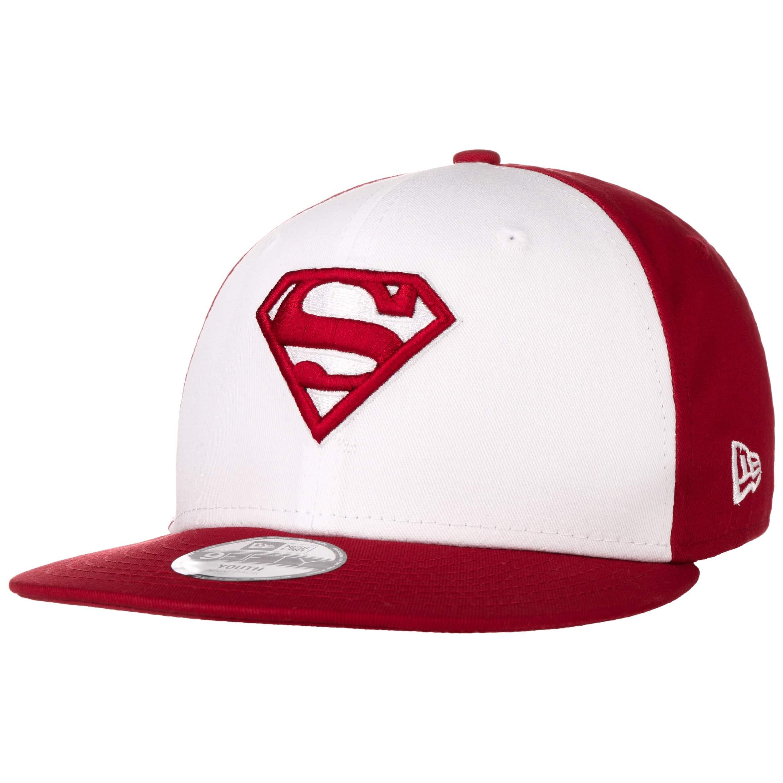 CHARACTER JERSEY SUPERMAN CAP NEW ERA KIDS 9FORTY