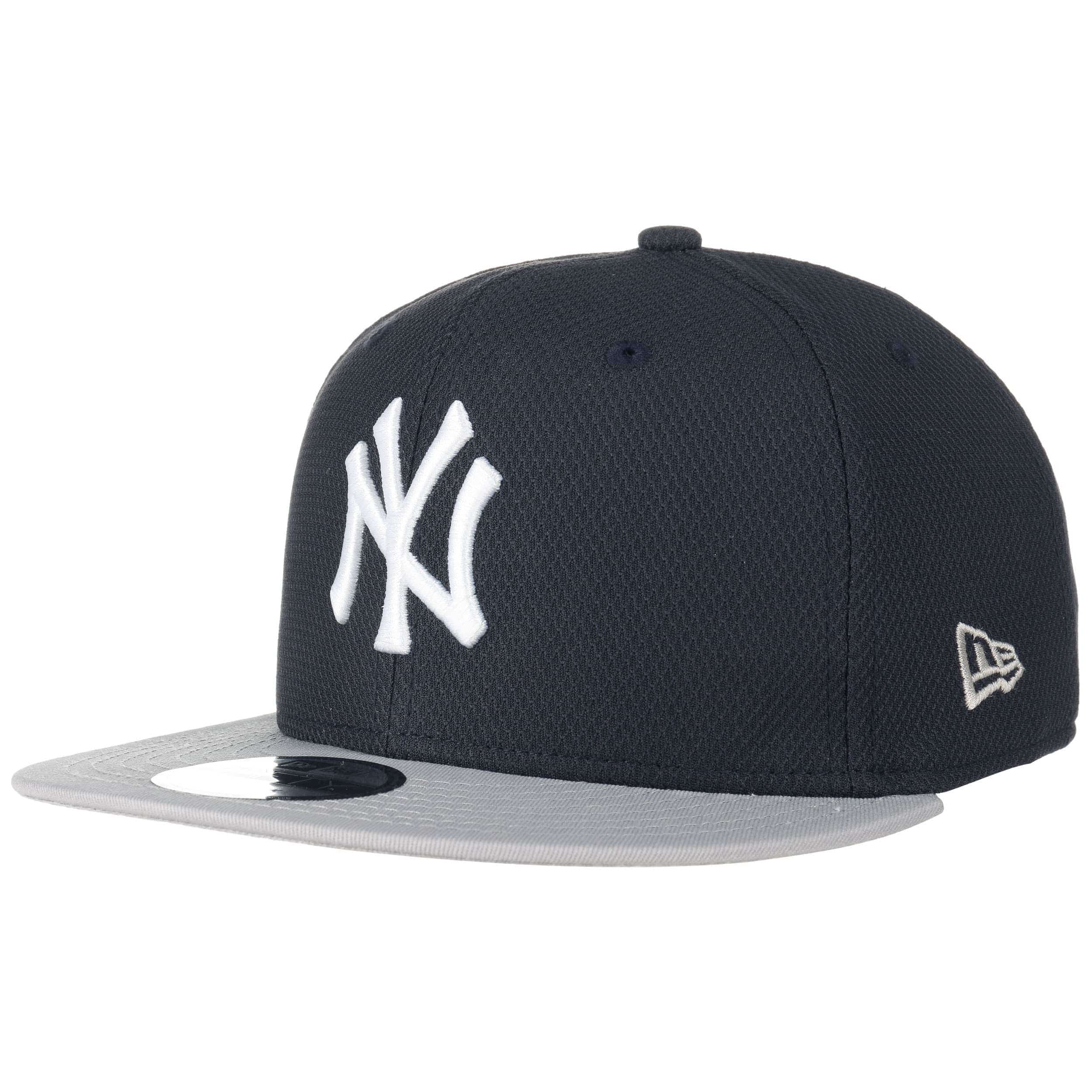 New Era 9Fifty Snapback Cap Diamond New York Yankees Navy
