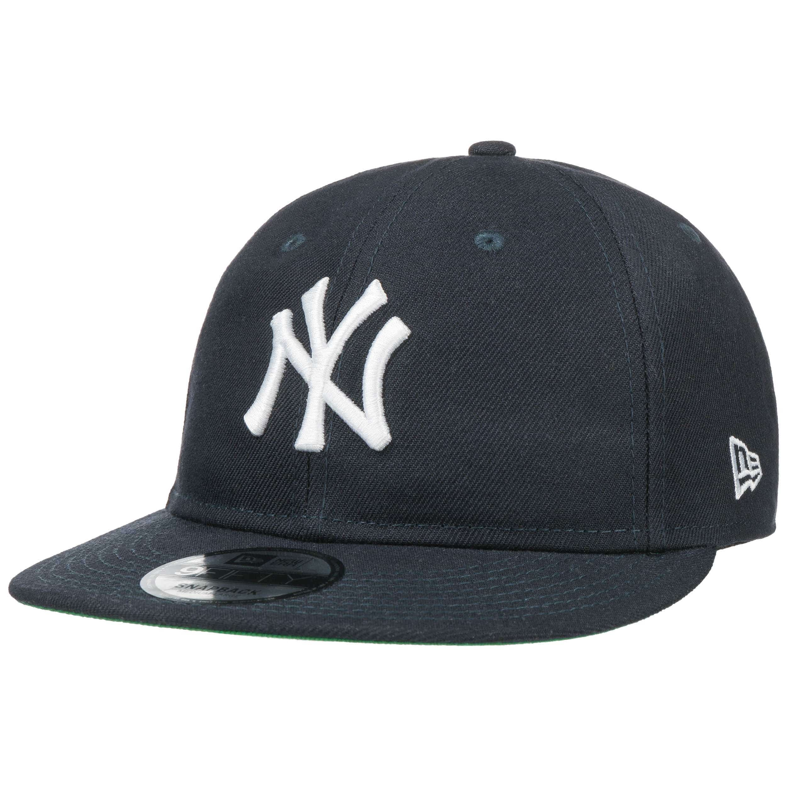 New Era 9Fifty Retro Crown In New York Yankees