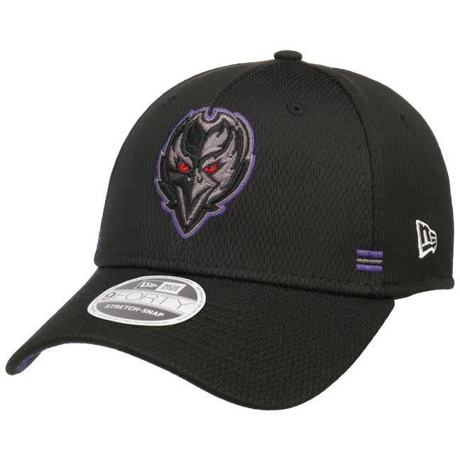 Sideline Home Baltimore Ravens New Era 39Thirty Cap
