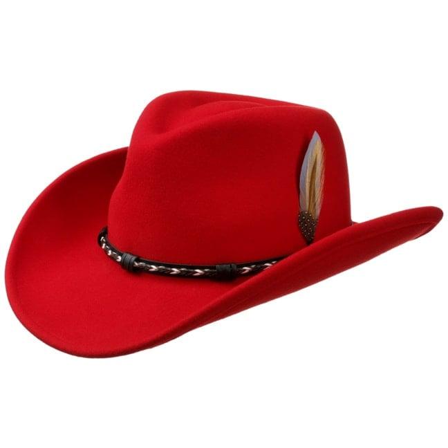 Amasa VitaFelt Western Hat by Stetson