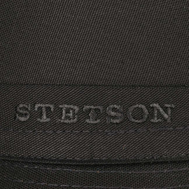 Athens Cotton Pork Pie Hat by Stetson 360° View 7efaeeacedd8