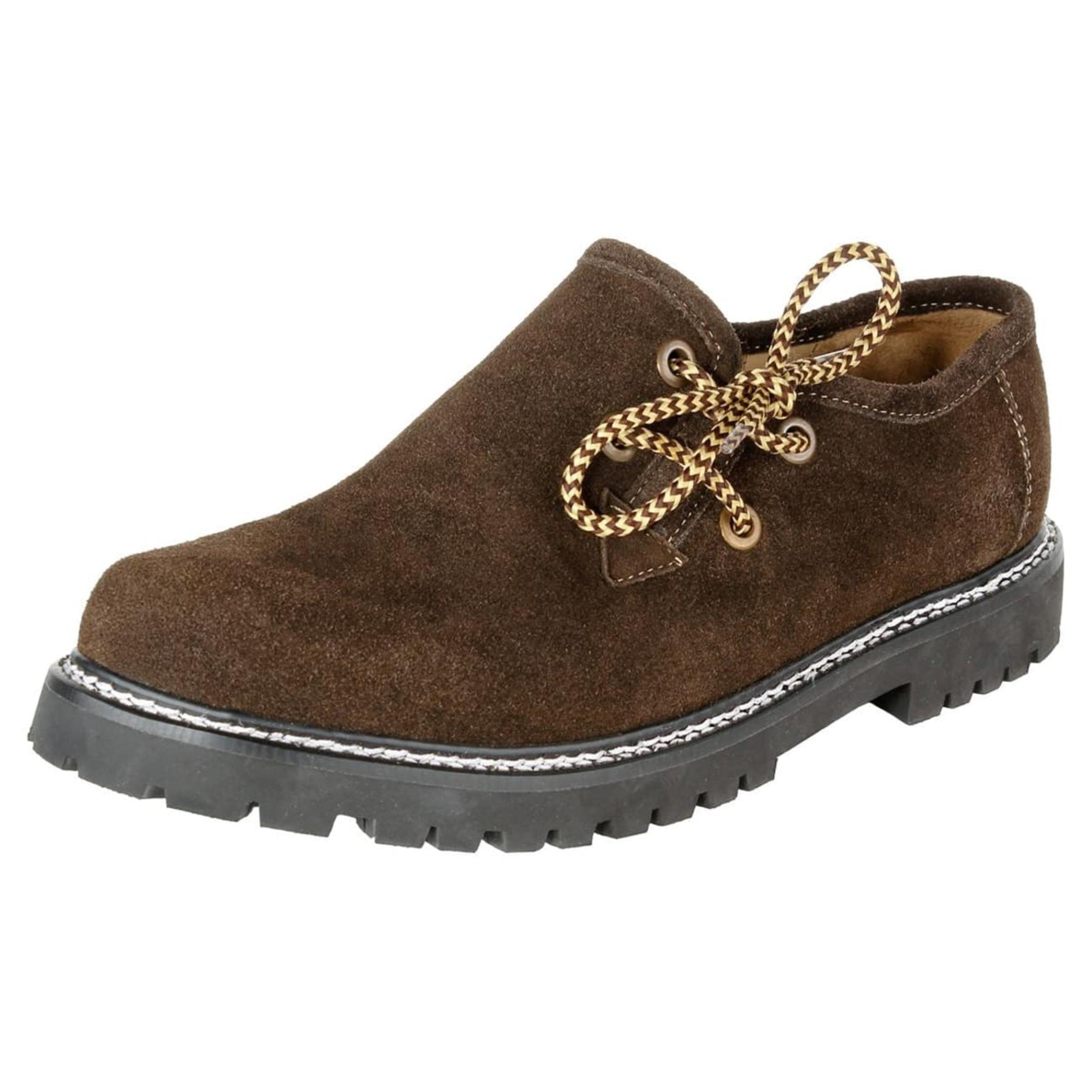 60b5759308b8 Bavarian Leather Shoes. by German Wear