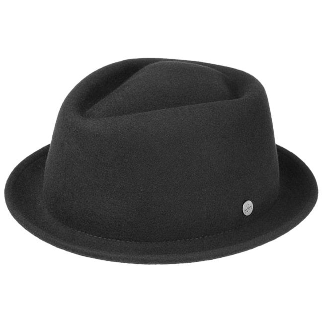 86c4a88b8cf1 ... low cost blank pork pie felt hat by lierys b214f 43b00