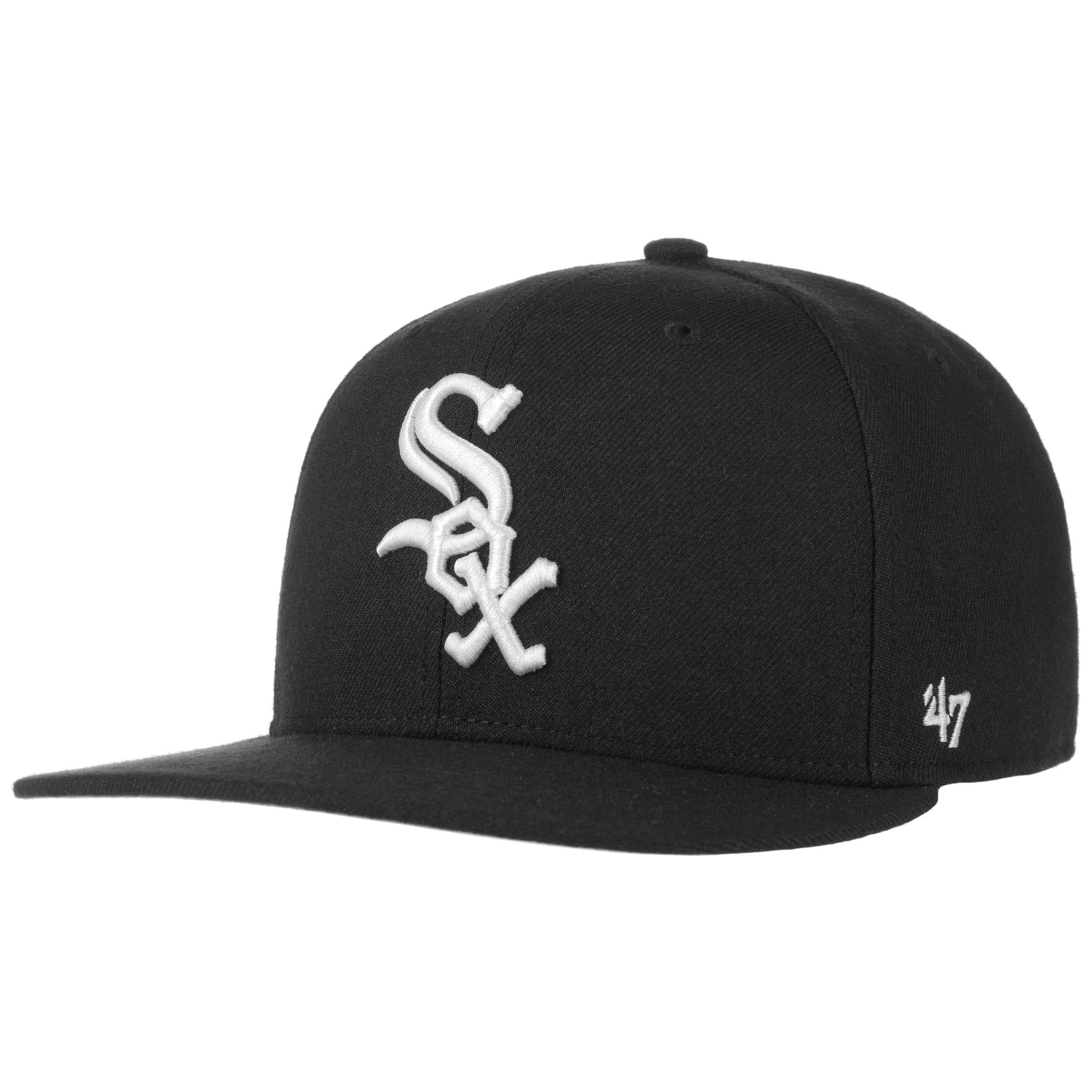 MLB Chicago White Sox Cap Basecap Baseballcap 47 Brand Captain navy No Shot