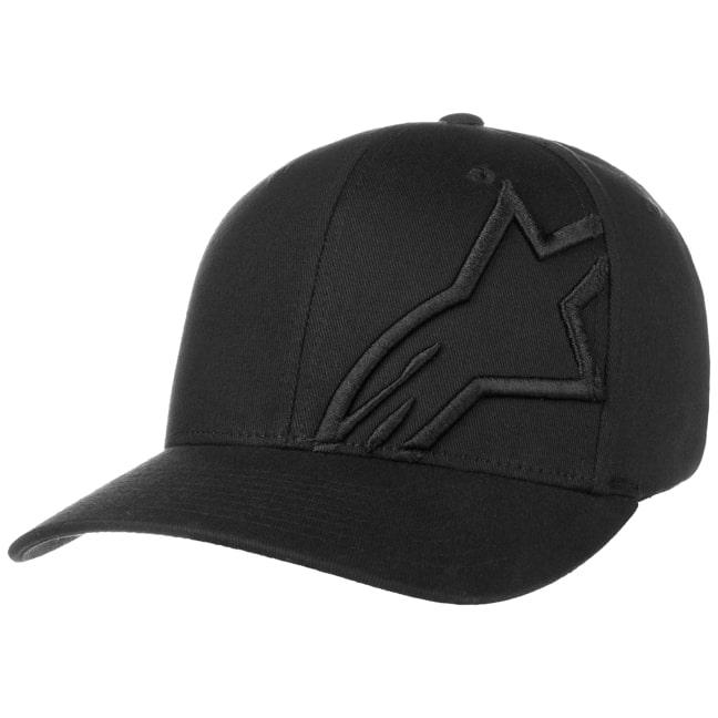 Flexfit S//M or L//XL Alpinestars Corp Shift 2 Curved Brim Hat
