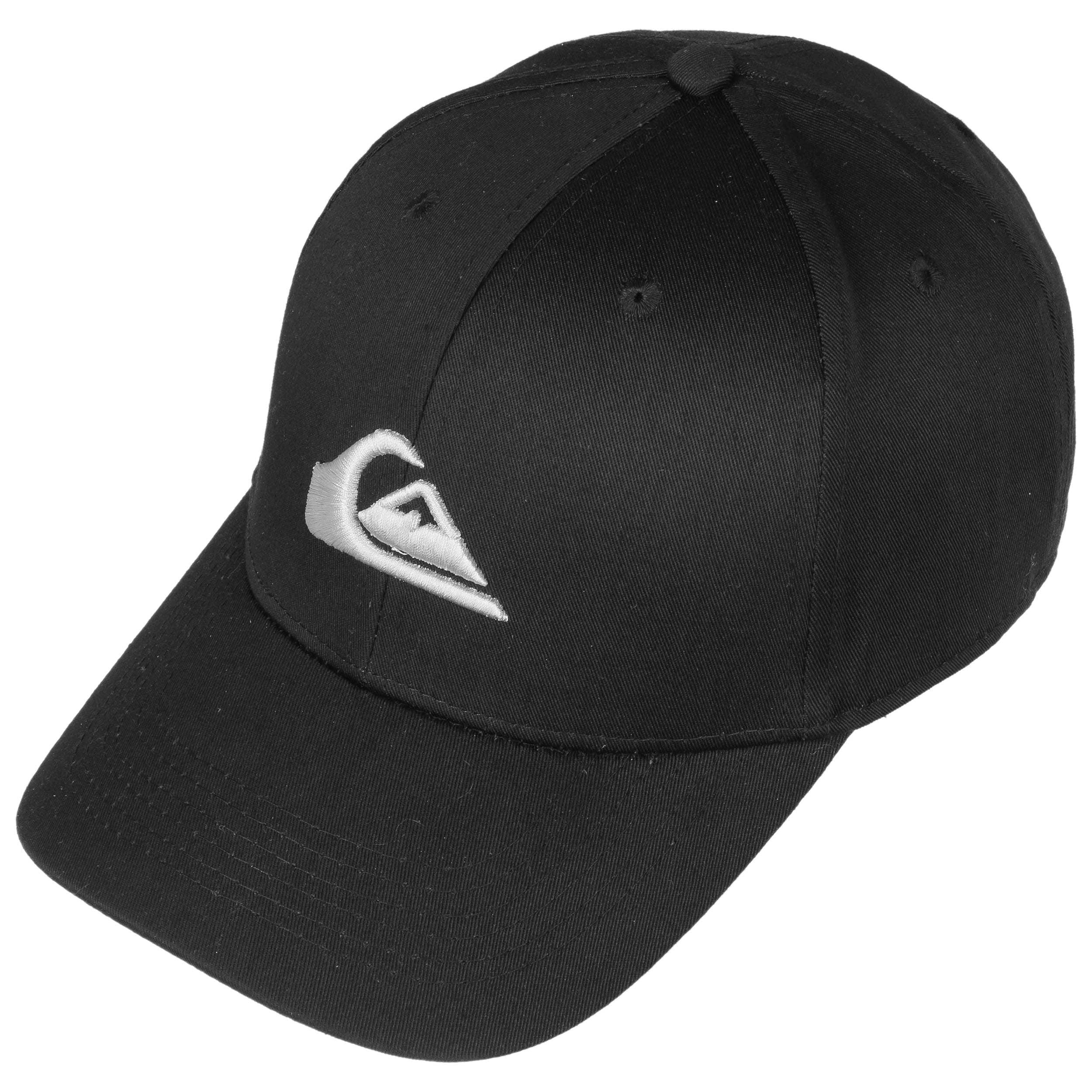 Snapback-Cap f/ür M/änner Quiksilver Herren Cap Decades