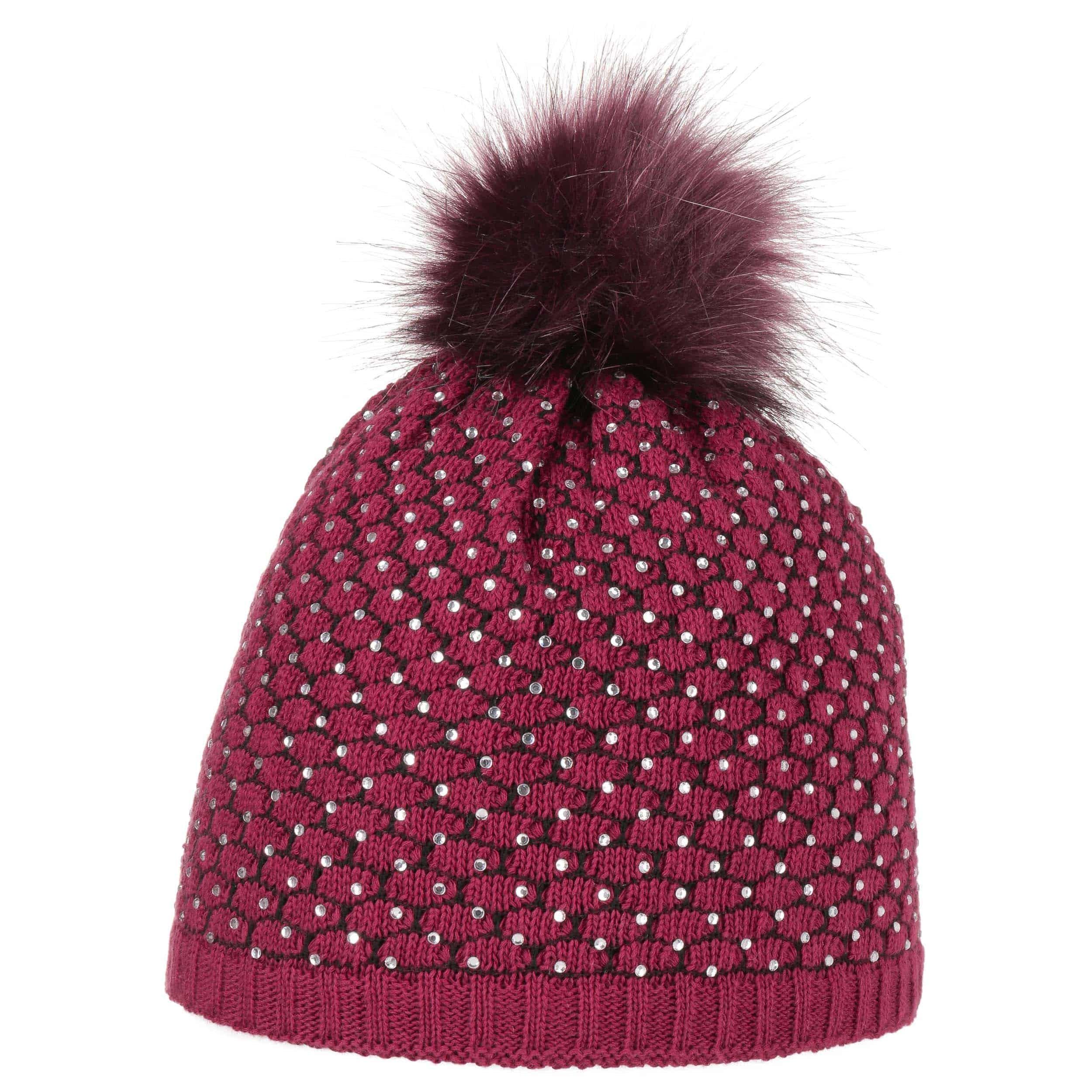 beb3bc555bf Glitter Kids Pompom Hat by maximo