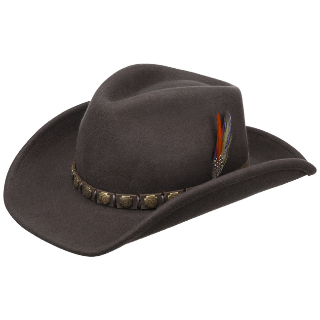 Hackberry Western Hat by Stetson