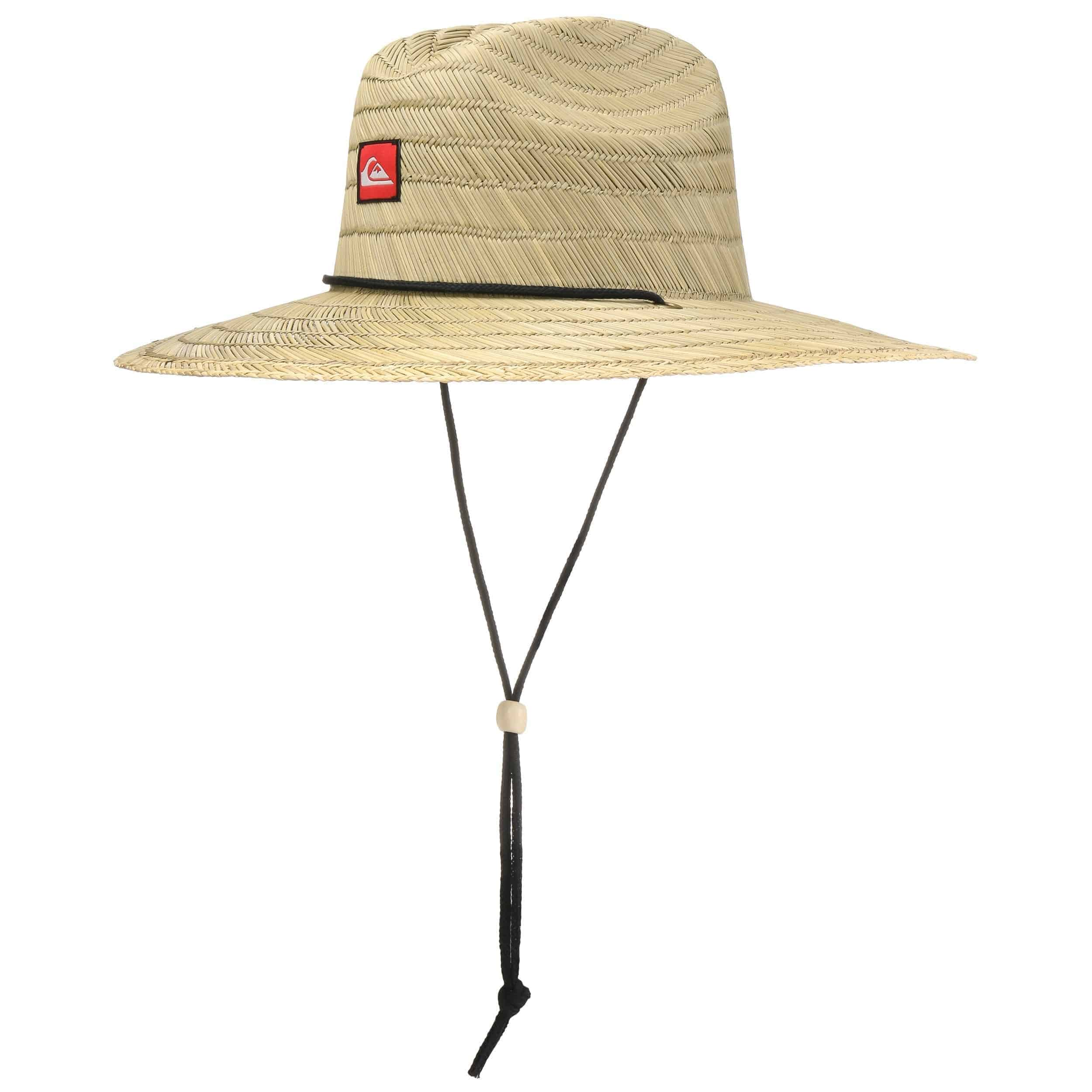 the latest 6d07a 7cce2 Lifeguard Straw Hat by Quiksilver