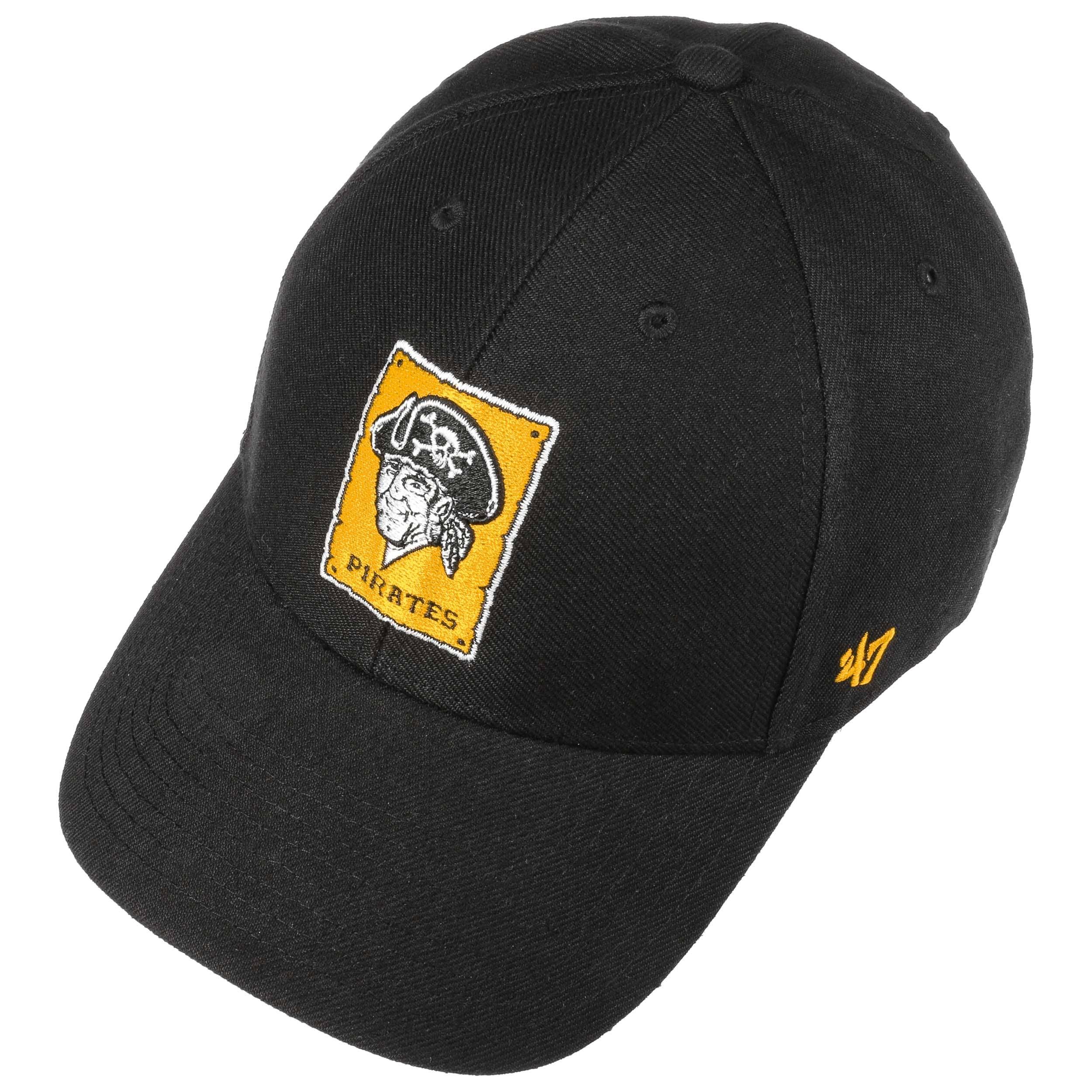 MVP Pittsburgh Pirates grau 47 Brand Adjustable Cap