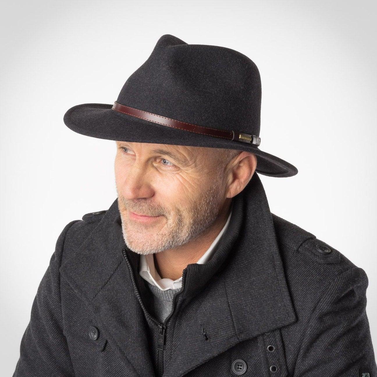 Stetson Ala-Too Traveller VitaFelt Hat Women Men Hats felt hat traveller