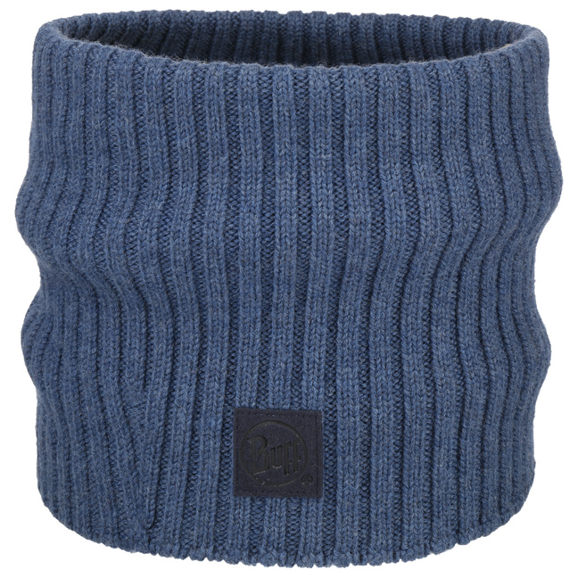 denim Buff Thermal Merino Wool Neckwarmer