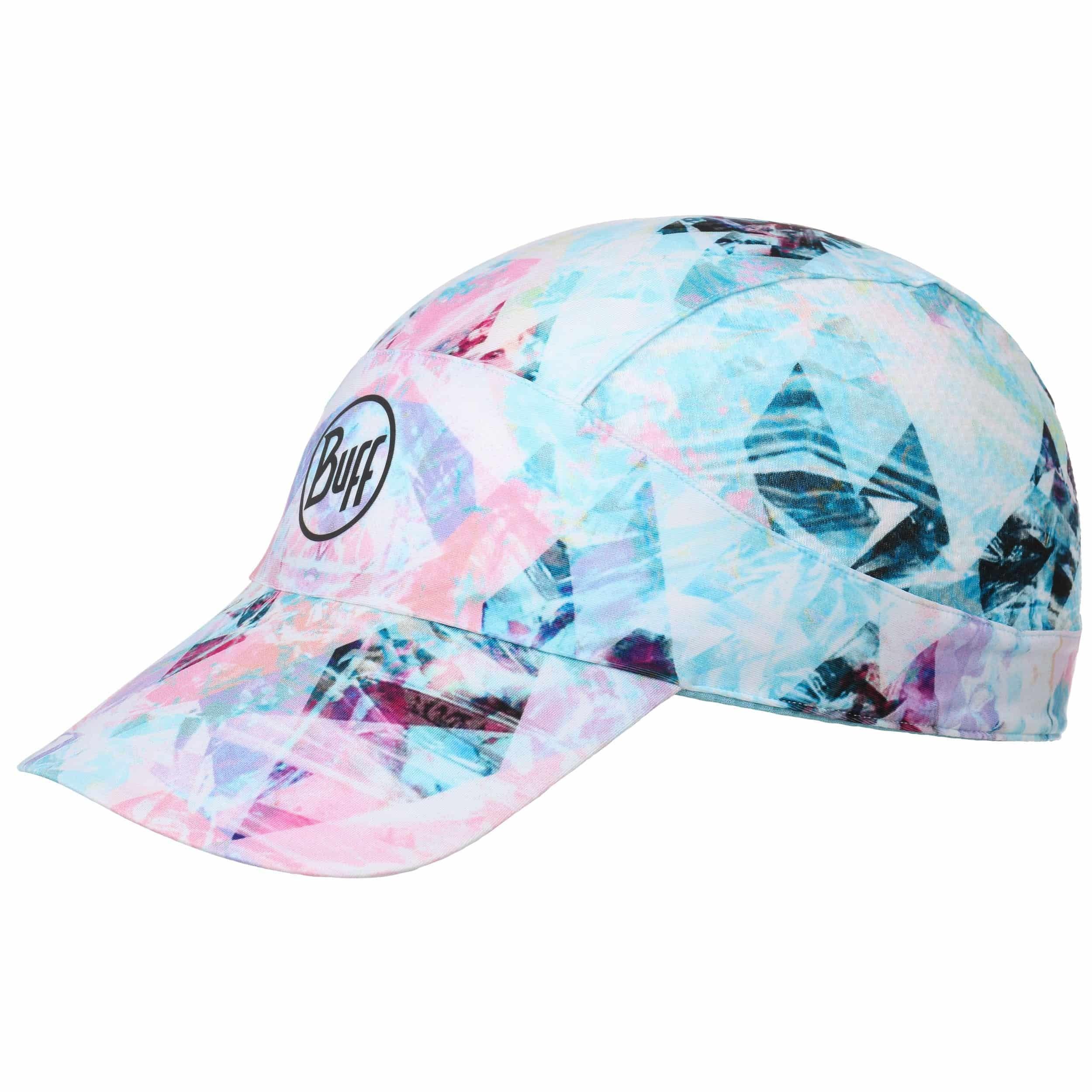 Buff R-Shining Pink Pro Run Cap Baseball Sports