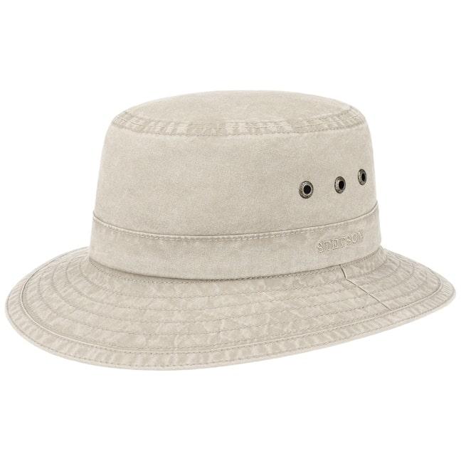 39187e17 Reston Bucket Hat by Stetson - 69,00 €
