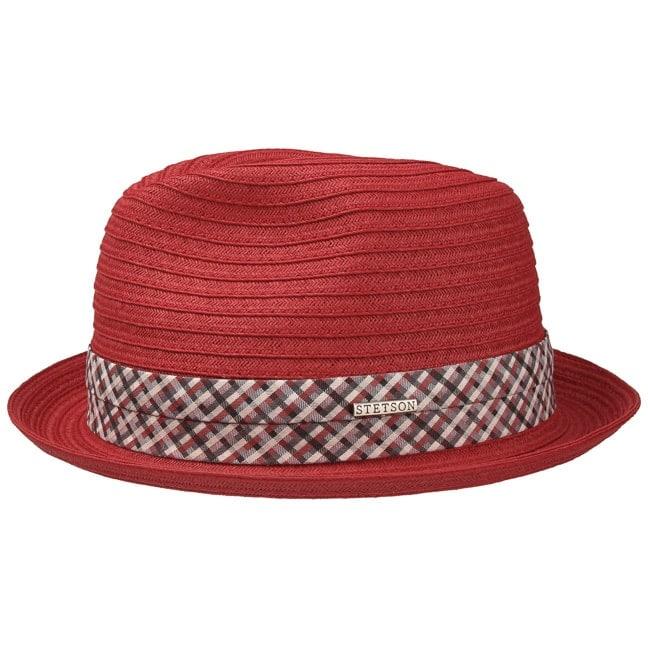 0f21b5e3cb7 Scriba Toyo Player Trilby Hat by Stetson - 49,00 €