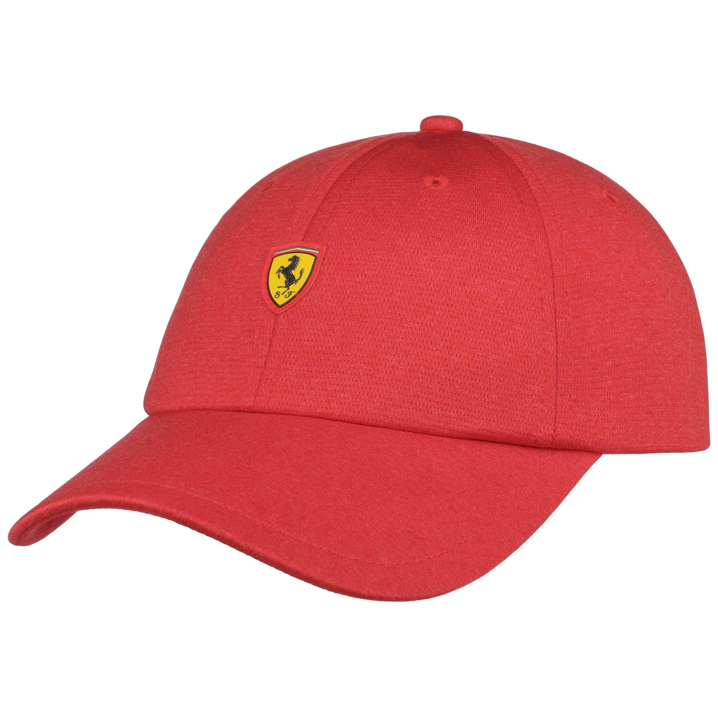 Scuderia Ferrari Fanwear Cap By Puma 33 95