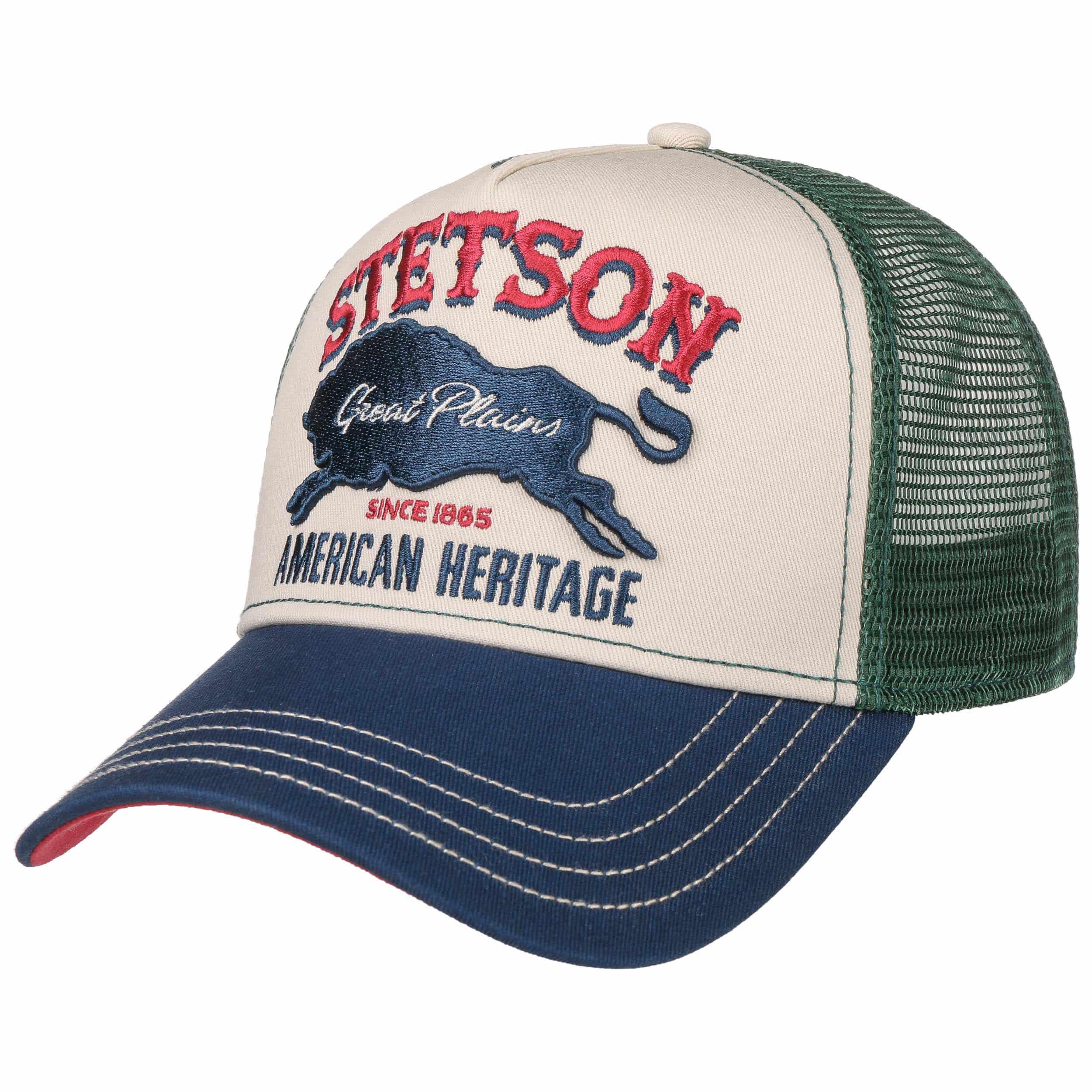 Baseballcap American Heritage Stetson