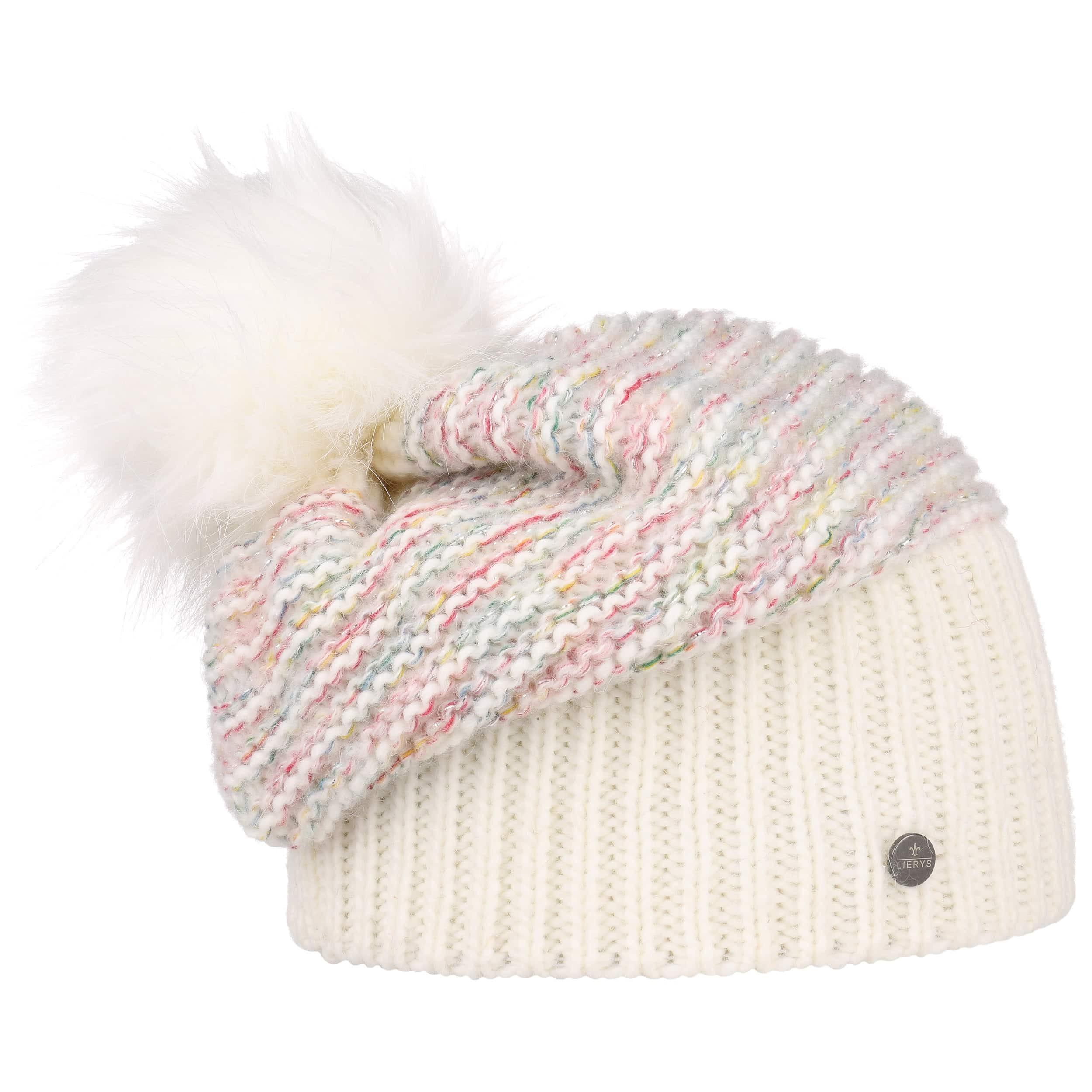 Tonia Lurex Long Beanie Hat by Lierys