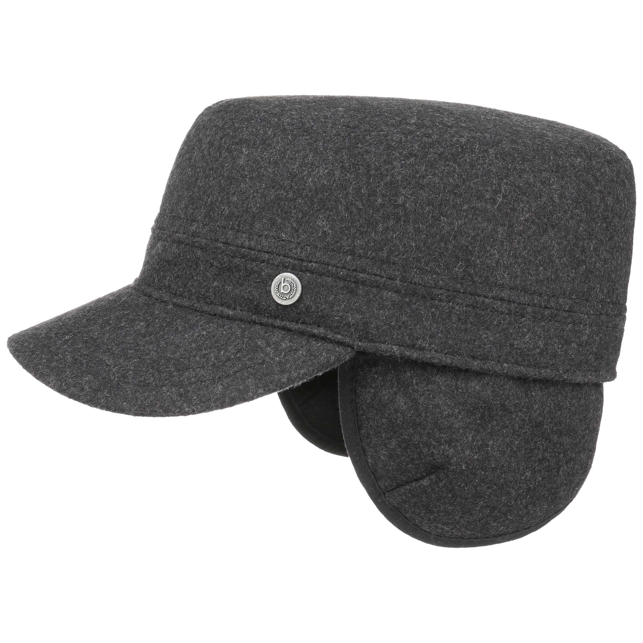 Windstopper Earflap Army Cap by bugatti