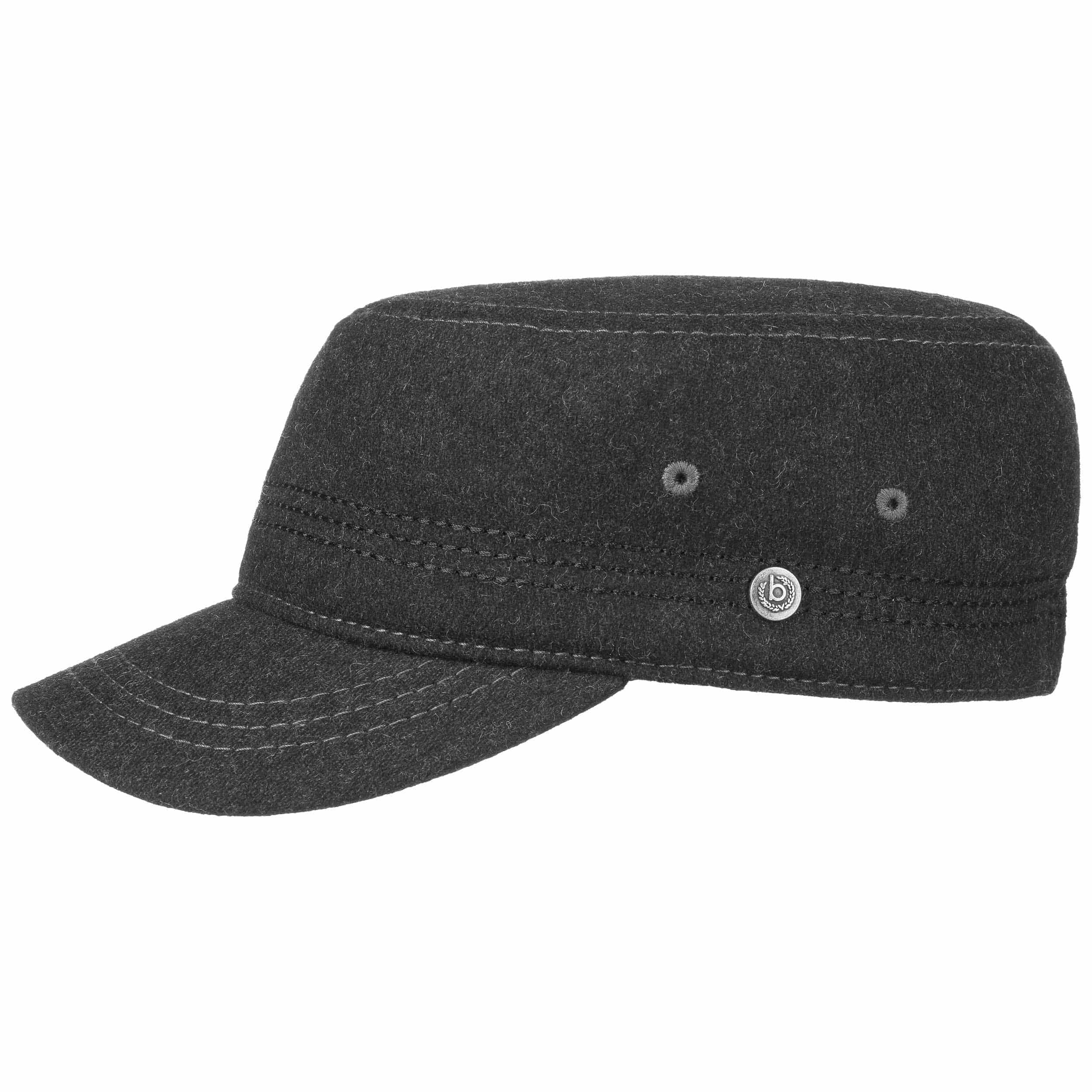 Winter Army Cap with Lining by bugatti